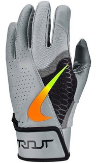Nike Trout Force Edge Guanteletas Pares Nvas Tallas