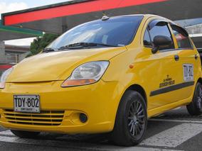 Taxi Spark 2012 Tax Individual Envigado Crédito Directo