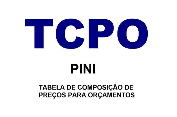 Tcpo - 14-026 Base De Dados P/ Arquimedes - Orçamento