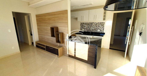Apartamento Com 2 Dormitórios À Venda, 61 M² Por R$ 249.900,00 - Jardim Nova Colina - Saltinho/sp - Ap0636