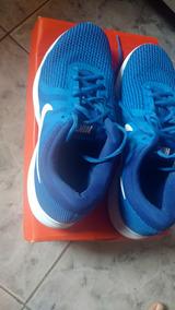 Tênis Nike Revolution 4 Masculino . Azul N:39
