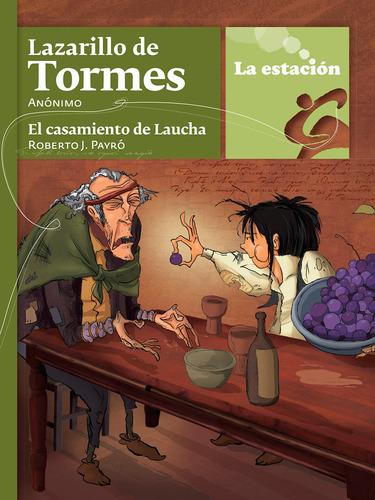 Imagen 1 de 1 de Lazarillo De Tormes - Estación Mandioca -