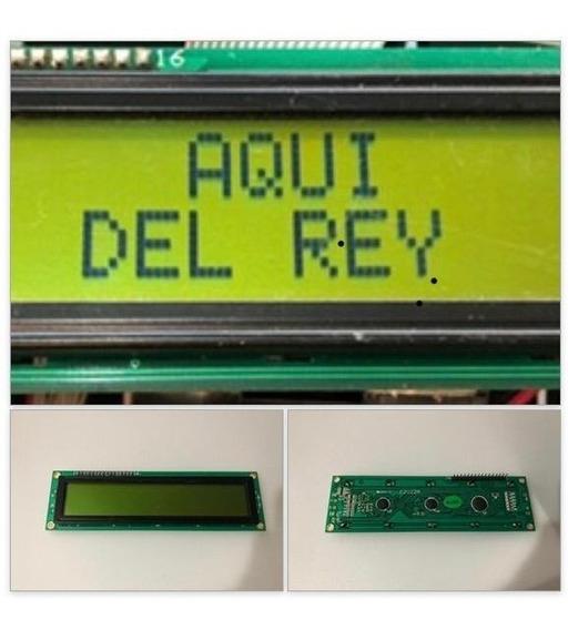 Display 20x2 - Arduino ( Seminovo ) - Garantia