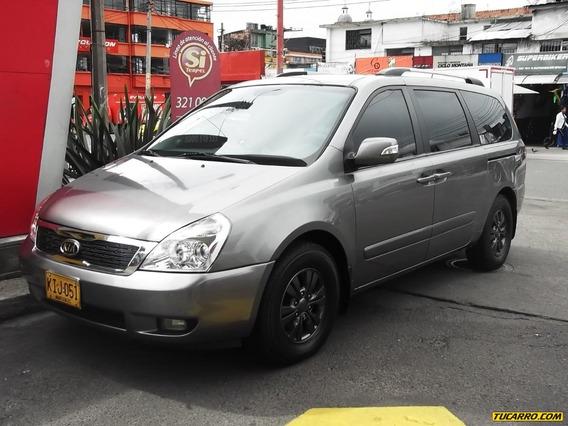 Kia Sedona Ex 2900cc