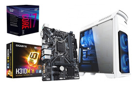 Pc I7 8700, Geforce 6gb 1060 Gtx, 32gb Ddr4, Ssd 240gb, 1tb