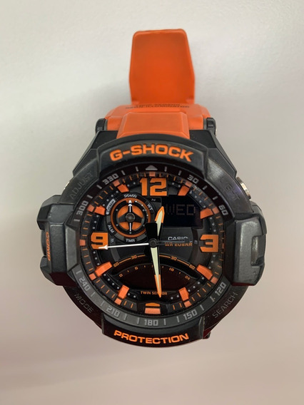 Casio G-shock Reloj Sky Cockpit Series Ga 1000