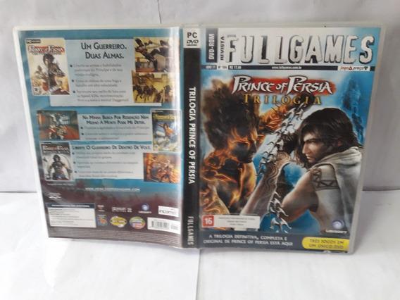 Dvd Rom Full Game Prince Of Persia Trilogia 3 Jogos Em 1 Dvd