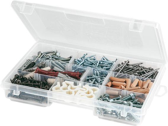 Caja Organizadora Con Divisiones Costurero 270 Rimax X 2 Uni