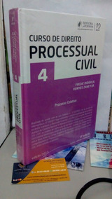 Livro Curso De Direito Processual Civil 4 Processo Coletivo
