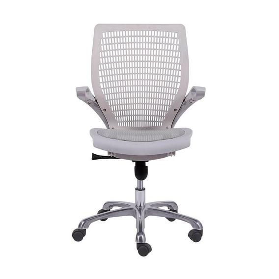 Cadeira De Escritório Giratória Charles Eames - Branco - T
