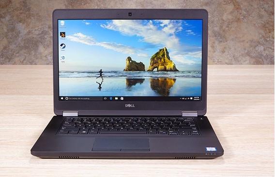 Notebook Dell Latitude E5470 Novíssimo!
