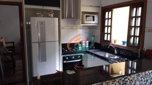 Sobrado Com 3 Dormitórios À Venda, 145 M² Por R$ 639.900,00 - Vila Silveira - Guarulhos/sp - So0188