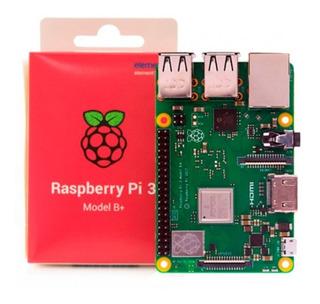 Raspberry Pi 3b+ Carcasa, Disipador, Eliminador Envío Gratis