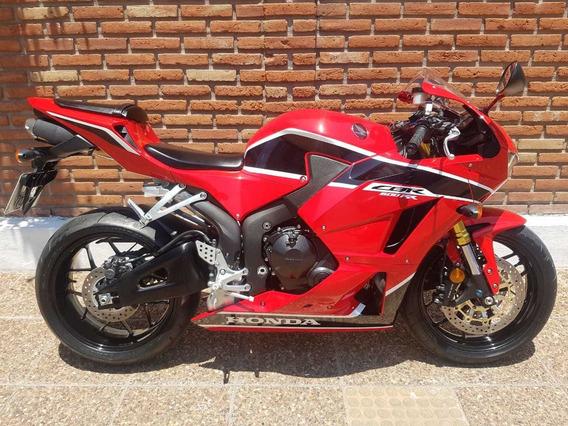 Honda Cbr 600 Pista R6 Ninja Permuto Qr Motors