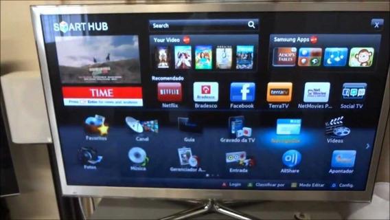 Tv Samsung 64 Polegadas 3d Impecável