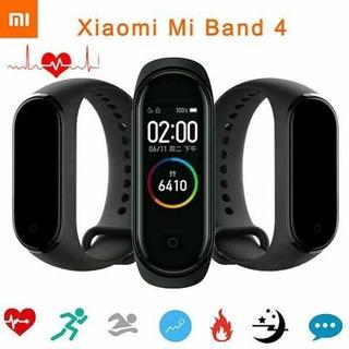 Relógio Mi Band 4 Xiaomi Smartwatch Global Promoção