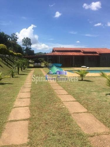 Chácara Plana Em Atibaia - Excelente Local. Estuda Troca Por Casas Em Atibaia - Região Urbana - Ch00431