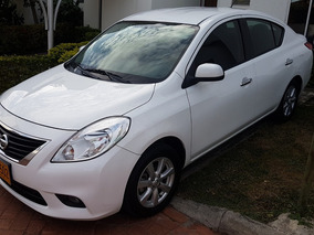 Nissan Versa Advance 1600cc Mt Abs