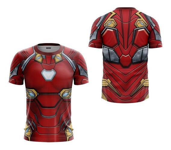 Remera Iron Man Mark 50 (full Print)