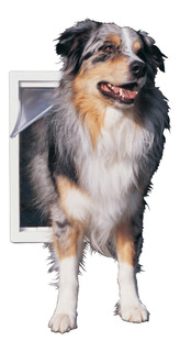 Puerta Para Perro Ideal Pet - Grande