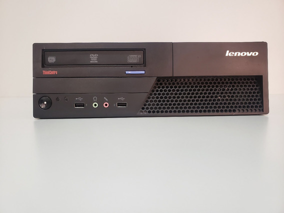 Kit Com 2 Cpu Lenovo M58p Core2 3.0ghz 4gb Ddr3 Hd 500gb