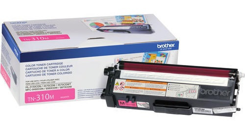 Toner Brother Tn-310y/m Amarelo/magenta - Original