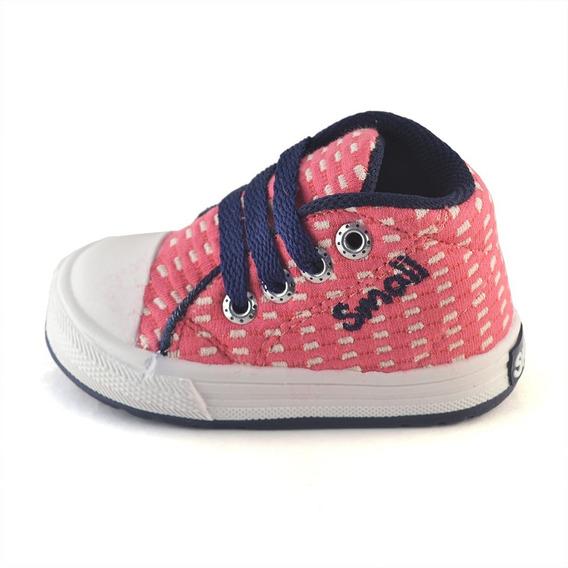 Botita Bebe Tramado Small Shoes 2 Variantes