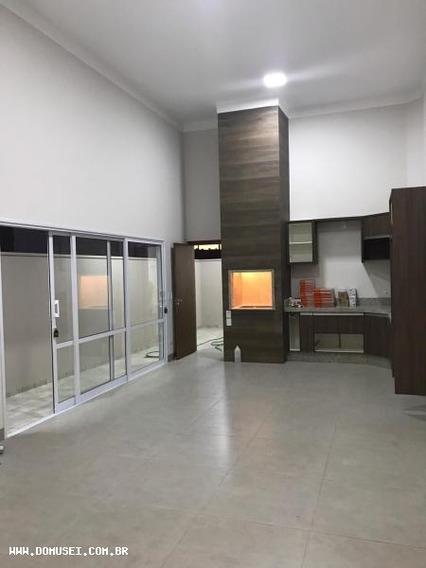 Casa Em Condomínio Para Venda Em Presidente Prudente, Condomínio Residencial Valencia I, 3 Dormitórios, 1 Suíte, 3 Banheiros, 2 Vagas - 964630