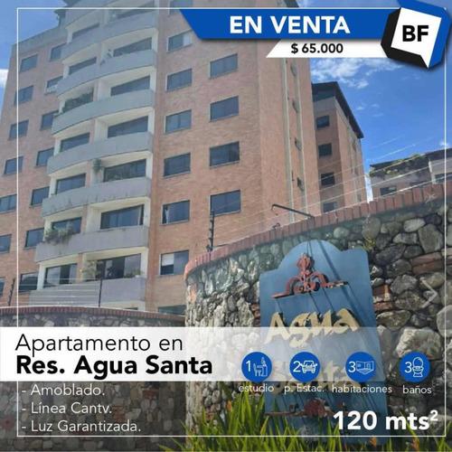 Imagen 1 de 14 de Apartamento Amoblado Agua Santa Sector El Rosario Merida