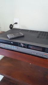Video Cassette K7 Philco Hitachi Raro N Betamax Antigo