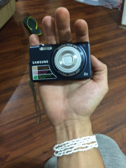 Câmera Fotográfica Samsung St65