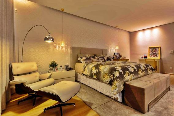 Casa Mobiliada 03 Quartos, Suíte Com Closet, Hidro E Home Office No Castelo - 778