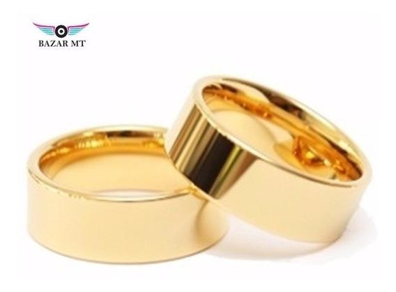 Aliança ( Cuiabá Mato Grosso ) Barato Casamento Noivado Ouro