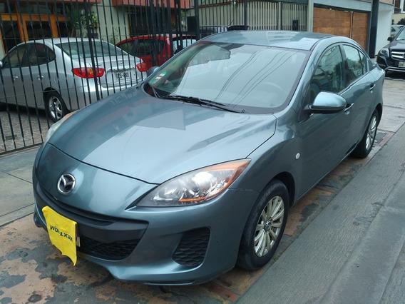 Mazda 3, Año 2012 Modelo 2013