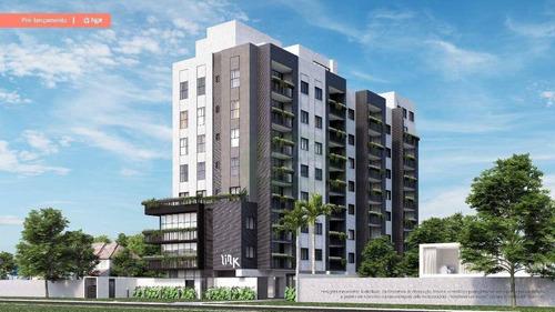 Imagem 1 de 11 de Apartamento Com 2 Dormitórios À Venda, 55 M² Por R$ 303.900,00 - Boa Vista - Curitiba/pr - Ap0905