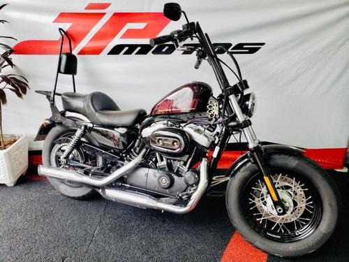 Harley Davidson Xl 1200x Forty Eight 2014