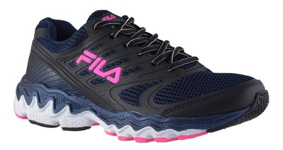 Zapatillas Fila Viper Azul Mujer + Envío + ¡¡¡cuotas!!!