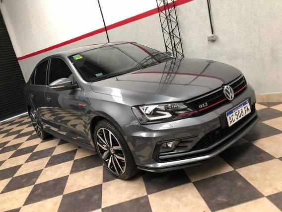 Volkswagen Vento 2.0 Gli 2018 Unico Dueño Impecable Permuto