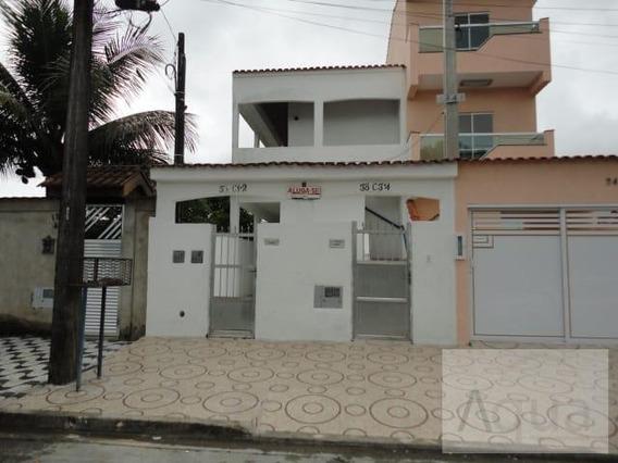 Casa Para Venda Em São Vicente, Parque Continental, 1 Dormitório, 1 Banheiro - Sv005_2-913211