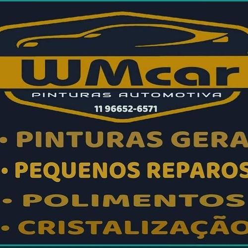 Imagem 1 de 5 de Pequenos Reparos  E Pinturas Automotiva