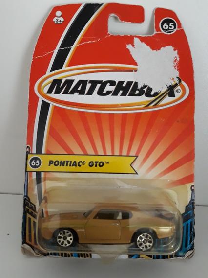 Matchbox - Pontiac Gto