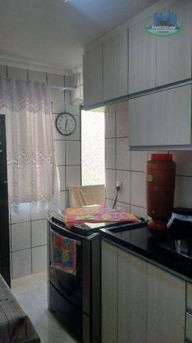 Apartamento Residencial À Venda, Portal Dos Gramados, Guarulhos. - Ap0609