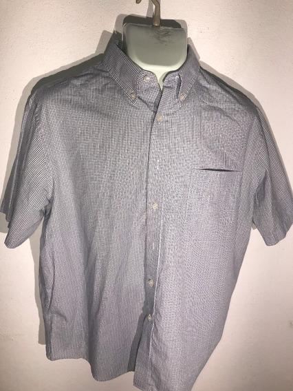 ° Camisa Xl Dockers Id A826 Usada Hombre Promo 4x3