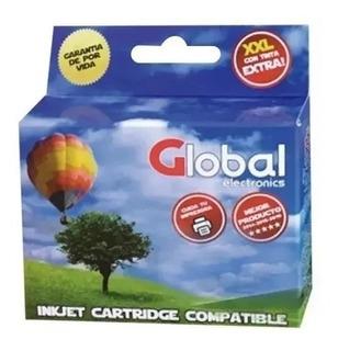Cartuchos Compatible Global 664 Xl Negro