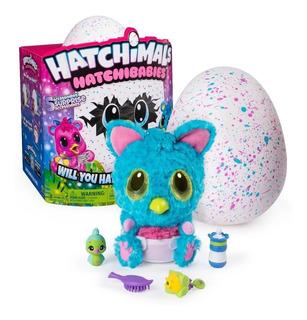 Hatchimals Huevo Mascota Babies Cheetree