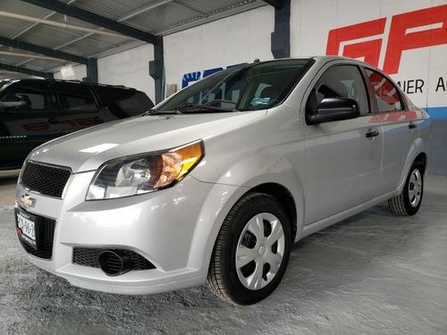 Imagen 1 de 11 de Chevrolet Aveo 2013 1.6 Ls 5vel Aa Mt