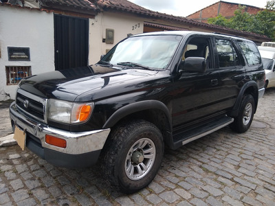 Toyota Sw4 98 4x4 Diesel 7 Lugares Completo