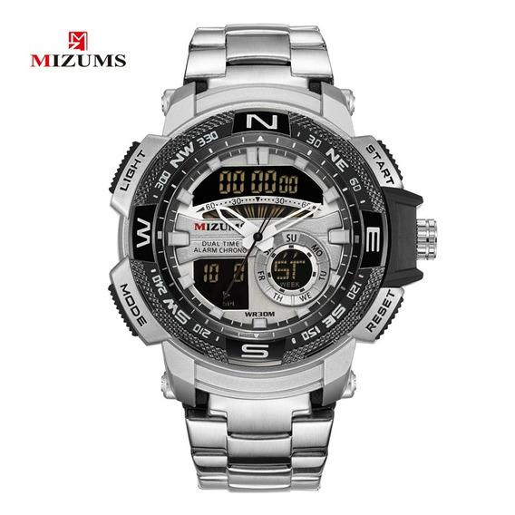 Promoção Relógio Masculino Mizums Barato