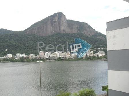 Apartamento Com Vista Panorâmica Pra Lagoa - 1363