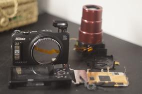 Sucata Nikon S9700